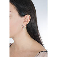 boucles d'oreille femme bijoux Morellato Cosmo SAKI16