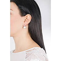 boucles d'oreille femme bijoux Morellato Gemma SAKK07