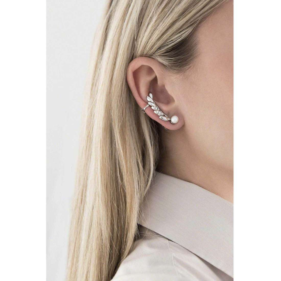 Morellato boucles d'oreille Gioia femme SAER22 indosso