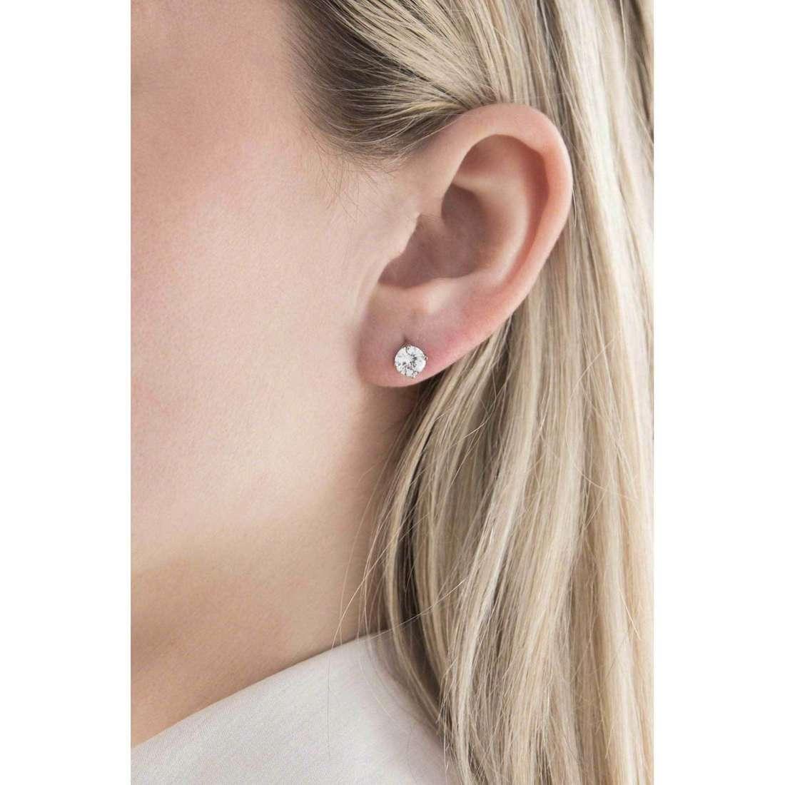 Morellato boucles d'oreille Luce femme SRL04 indosso
