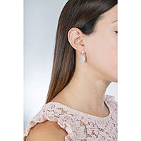 boucles d'oreille femme bijoux Morellato Luna SAIZ10
