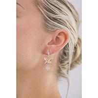 boucles d'oreille femme bijoux Morellato Natura SAHL04