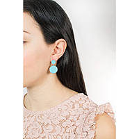 boucles d'oreille femme bijoux Morellato Perfetta SALX04