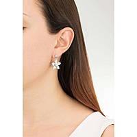 boucles d'oreille femme bijoux Morellato Petali SAJR06