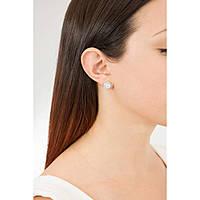 boucles d'oreille femme bijoux Morellato Tesori SAIW04