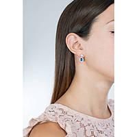 boucles d'oreille femme bijoux Morellato Tesori SAIW10