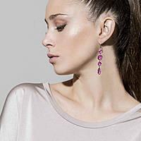 boucles d'oreille femme bijoux Nomination Allure 131150/011