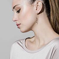 boucles d'oreille femme bijoux Nomination Armonie 146906/002