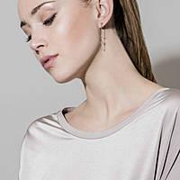 boucles d'oreille femme bijoux Nomination Bella 142688/005