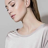 boucles d'oreille femme bijoux Nomination Bella 142688/007