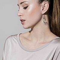 boucles d'oreille femme bijoux Nomination Life 132313/017
