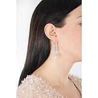 boucles d'oreille femme bijoux Nomination Life 132316/017
