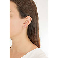 boucles d'oreille femme bijoux Nomination Mon Amour 027206/014