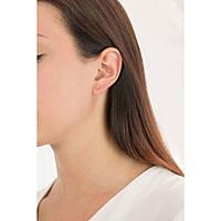 boucles d'oreille femme bijoux Nomination Mon Amour 027207/026
