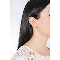 boucles d'oreille femme bijoux Nomination Mon Amour 027221/022