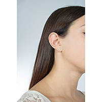 boucles d'oreille femme bijoux Nomination Rock In Love 131811/010