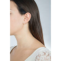 boucles d'oreille femme bijoux Nomination Rock In Love 131811/011