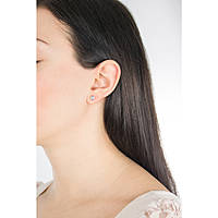 boucles d'oreille femme bijoux Nomination Rock In Love 131812/010