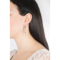 boucles d'oreille femme bijoux Nomination Rock In Love 131814/010