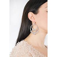boucles d'oreille femme bijoux Nomination Rock In Love 131815/010