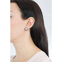 boucles d'oreille femme bijoux Nomination Rock In Love 131832/020