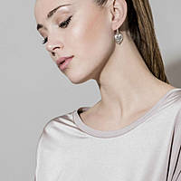 boucles d'oreille femme bijoux Nomination Rock In Love 131833/032