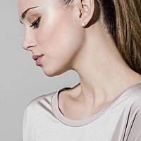 boucles d'oreille femme bijoux Nomination Stella 146714/011