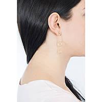 boucles d'oreille femme bijoux Nomination Unica 146408/004