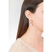 boucles d'oreille femme bijoux Ops Objects Glitter OPSOR-433