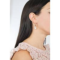 boucles d'oreille femme bijoux Ops Objects Glitter OPSOR-437