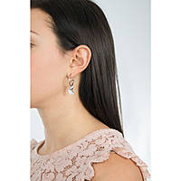 boucles d'oreille femme bijoux Ops Objects Glitter OPSOR-438