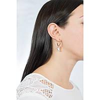 boucles d'oreille femme bijoux Ops Objects Glitter OPSOR-439