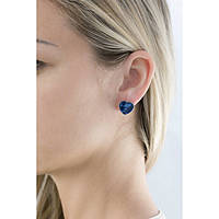 boucles d'oreille femme bijoux Ops Objects Marble OPSOR-361