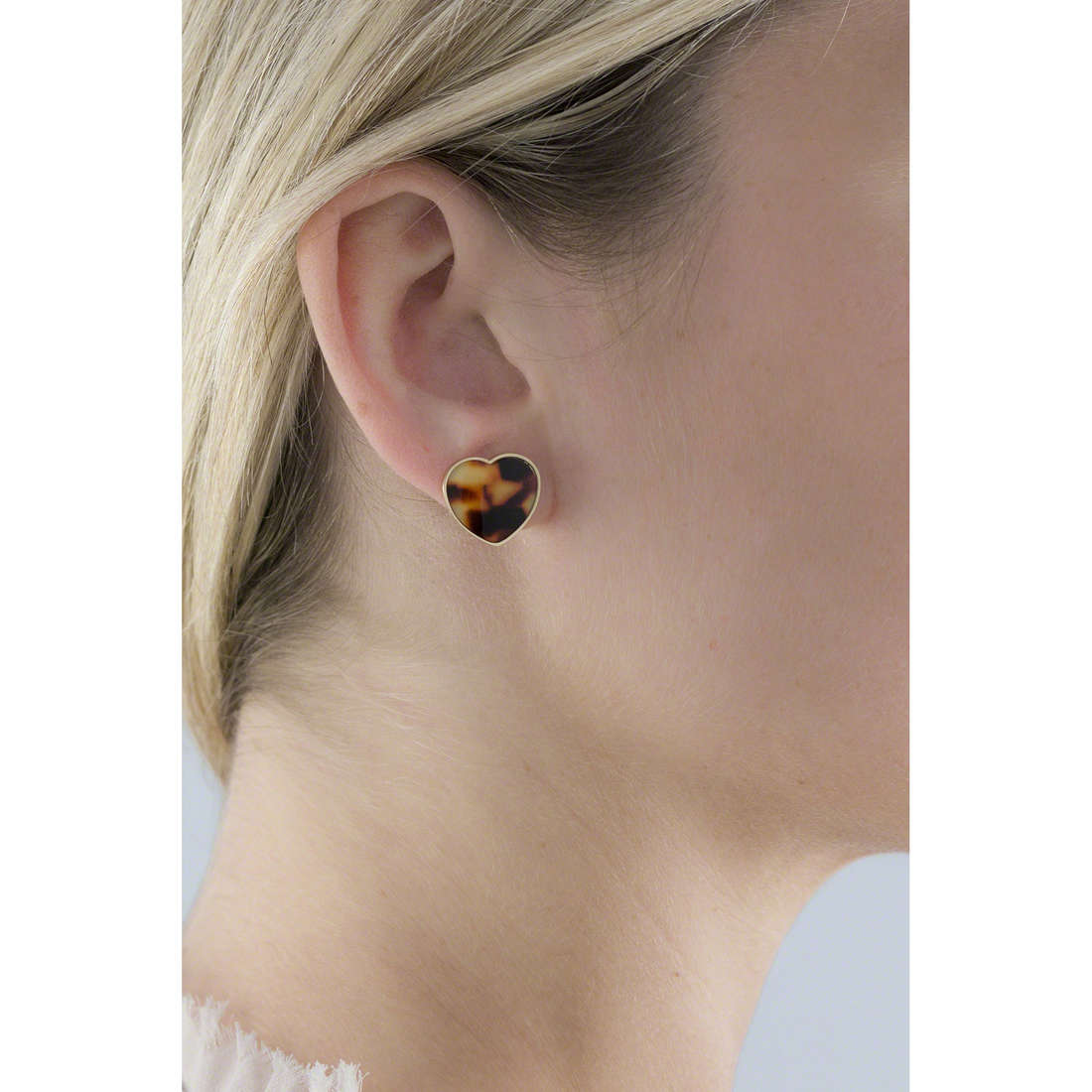 Ops Objects boucles d'oreille Marble femme OPSOR-363 indosso
