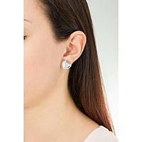 boucles d'oreille femme bijoux Ops Objects Shiny OPSOR-420