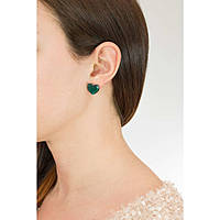 boucles d'oreille femme bijoux Ops Objects Shiny OPSOR-422