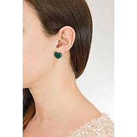 boucles d'oreille femme bijoux Ops Objects Shiny OPSOR-422