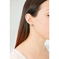 boucles d'oreille femme bijoux Ops Objects Shiny OPSOR-424