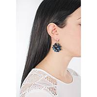 boucles d'oreille femme bijoux Ottaviani 500036O