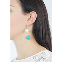 boucles d'oreille femme bijoux Ottaviani 500061O