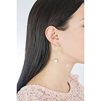 boucles d'oreille femme bijoux Ottaviani 500082O
