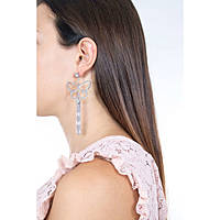 boucles d'oreille femme bijoux Sagapò BUTTERFLY SOH21
