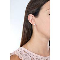 boucles d'oreille femme bijoux Sagapò Days SDY25