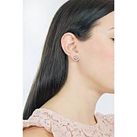 boucles d'oreille femme bijoux Sagapò Days SDY30