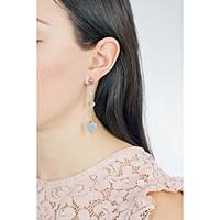boucles d'oreille femme bijoux Sagapò Echo SEH21