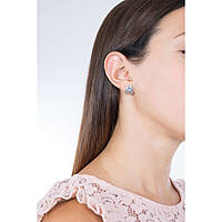 boucles d'oreille femme bijoux Sagapò Estrella SRE35
