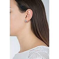 boucles d'oreille femme bijoux Sagapò Estrella SRE37