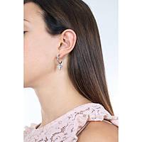 boucles d'oreille femme bijoux Sagapò Estrella SRE40