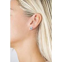 boucles d'oreille femme bijoux Sagapò Hamlet SHM21
