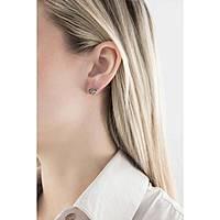 boucles d'oreille femme bijoux Sagapò Hamlet SHM22